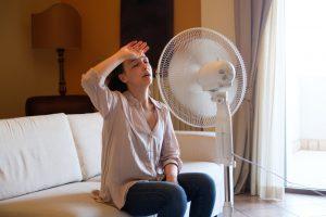 overheated-homeowner