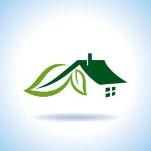 illustration-of-green-home